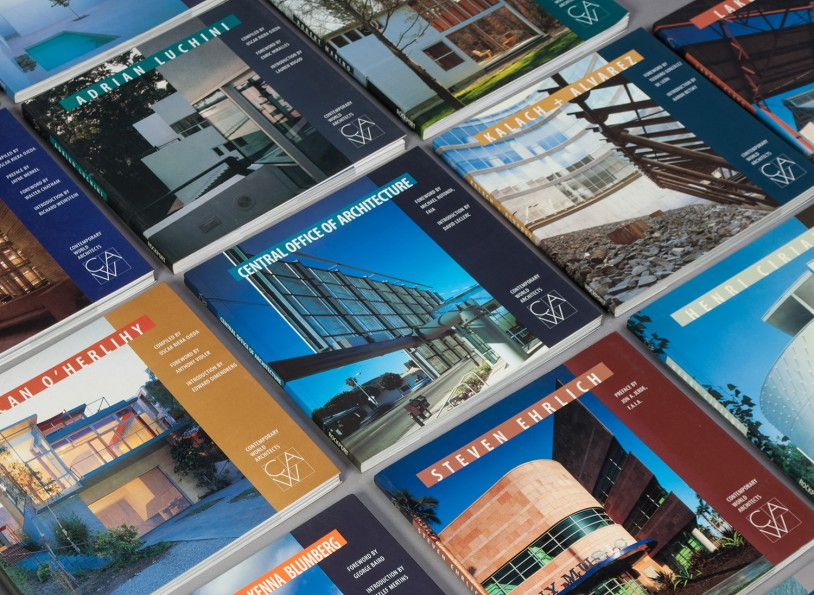 CWA – Contemporary World Architects 3