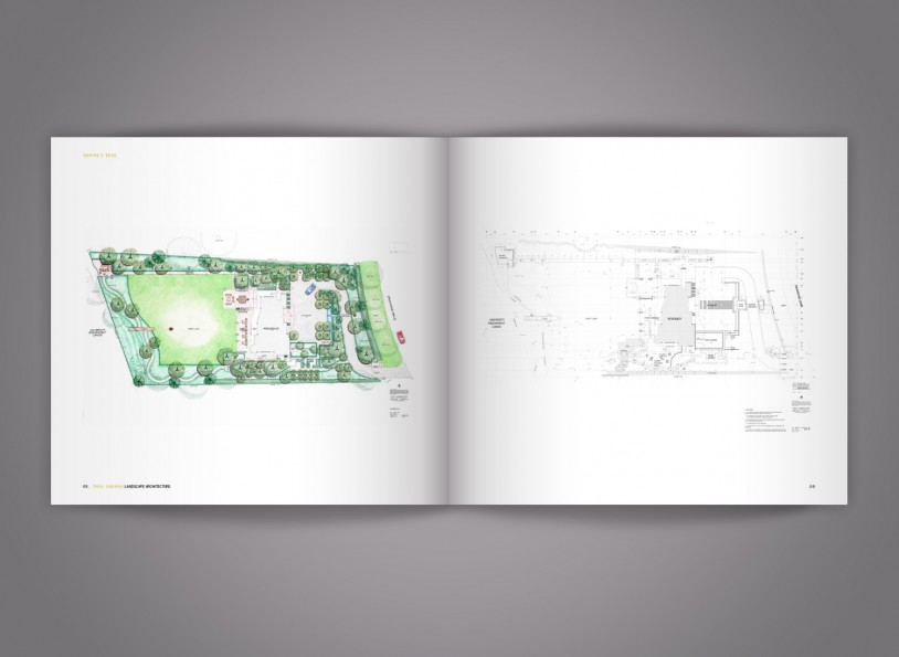 The Landscape Architecture of Paul Sangha 7