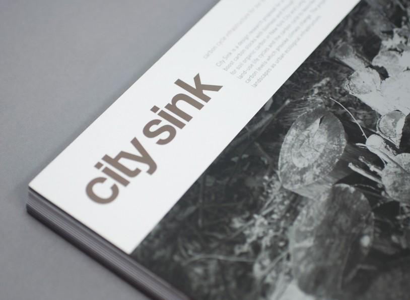 City Sink 20