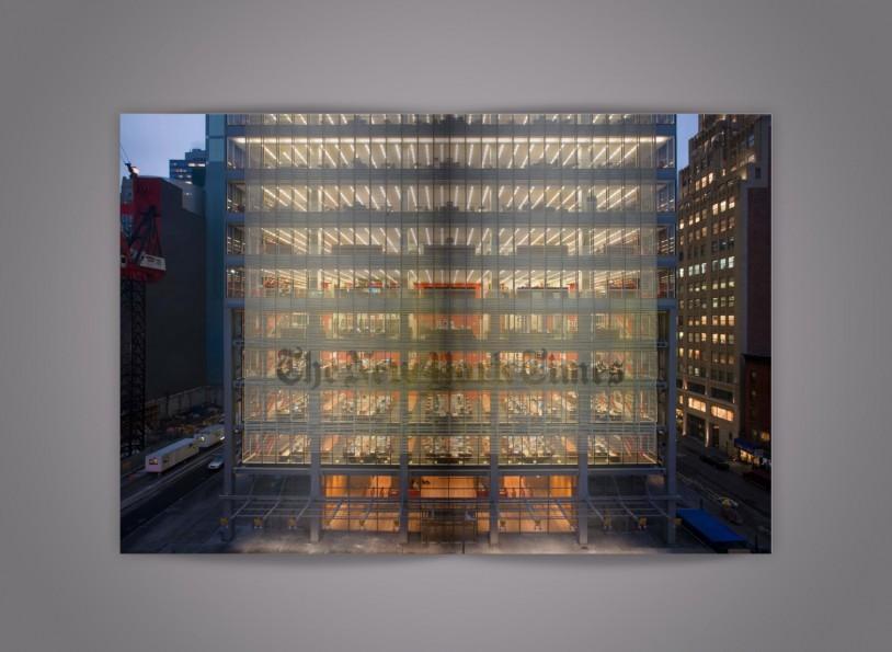 New York Times Headquarters 17
