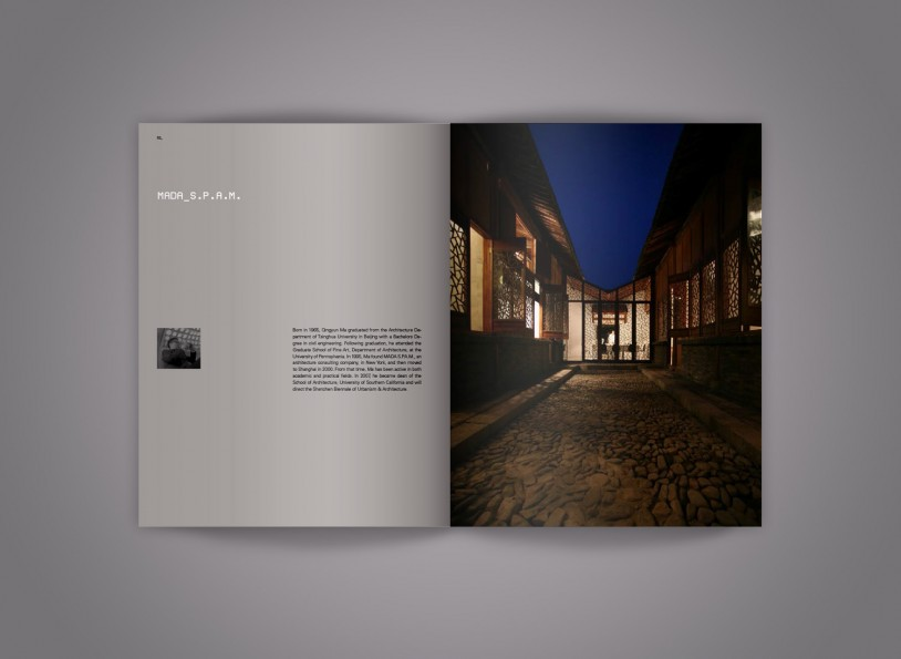Innovation and Tradition in Next Generation Chinese Architecture 11