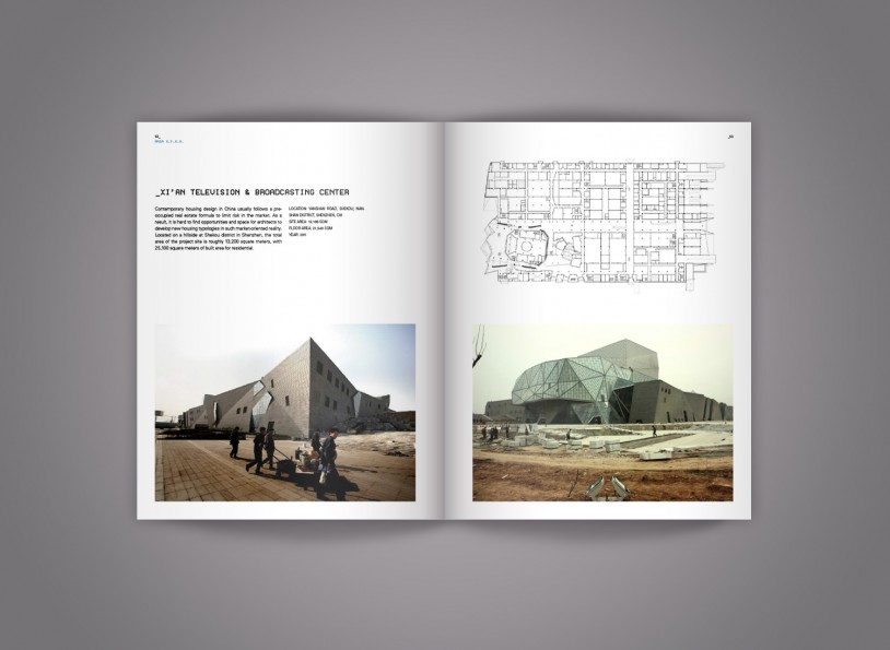 Innovation and Tradition in Next Generation Chinese Architecture 12