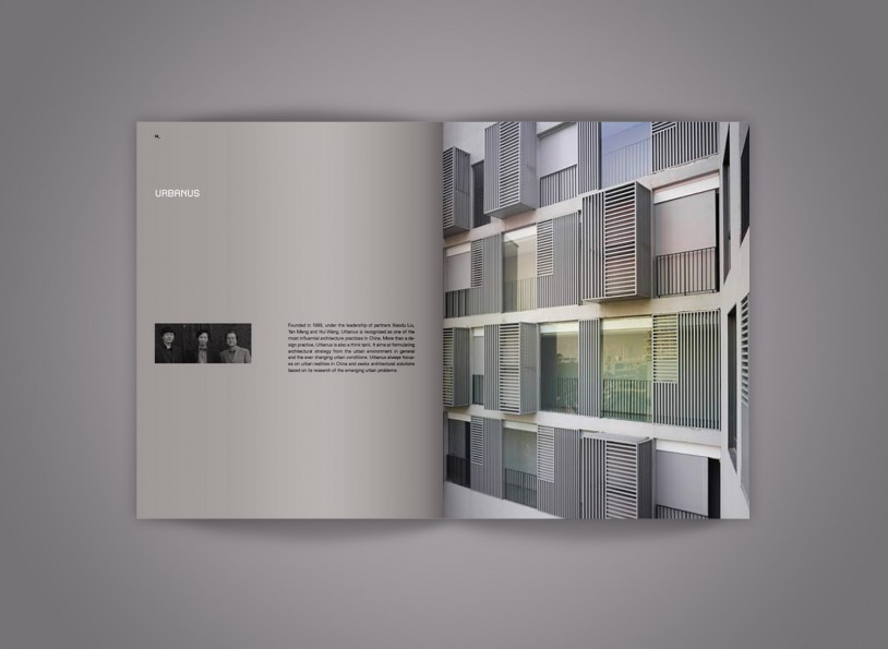 Innovation and Tradition in Next Generation Chinese Architecture 13