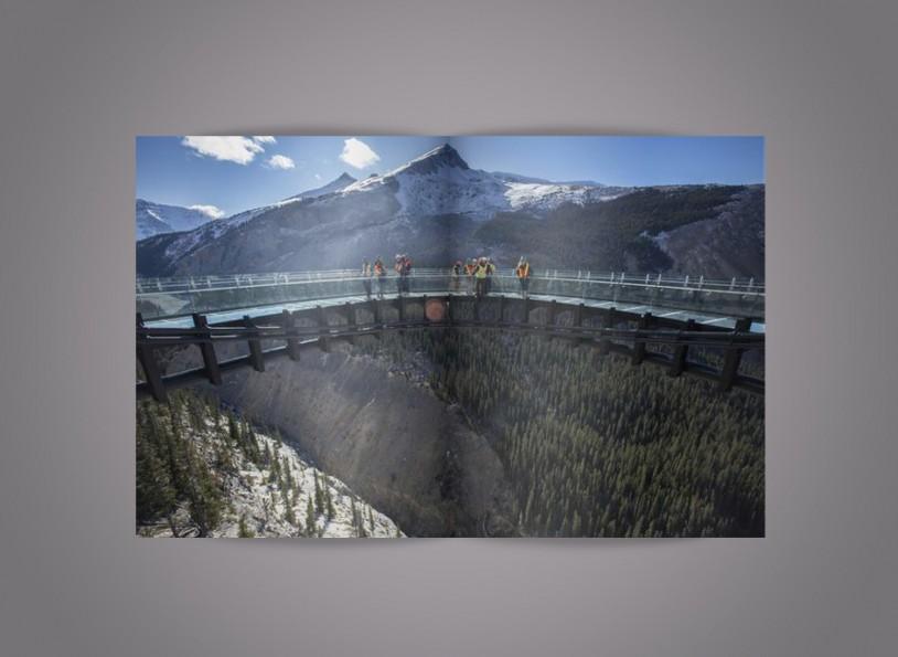 Glacier Skywalk 11