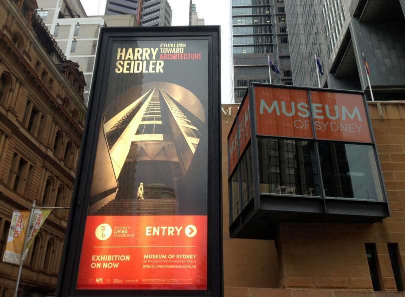 Harry Seidler: The Exhibition 11