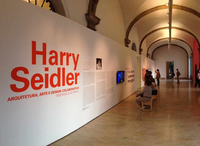 Harry Seidler: The Exhibition 7