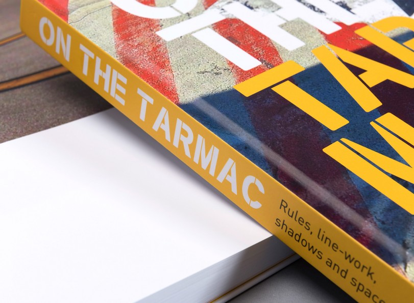 On the Tarmac 9