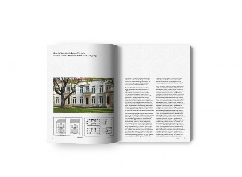 Transformations in  Classical Architecture 12